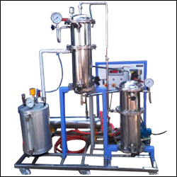 DOUBLE EFFECT EVAPORATORS