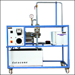 RECIPROCATING PUMP TEST RIG (VARIABLE SPEED)
